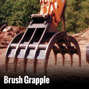 Brush Grapple