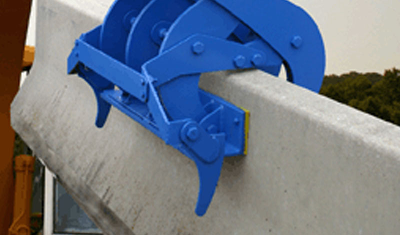 Optional Alignment guides for the Barrier Lift