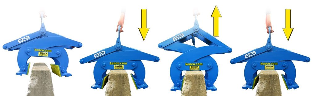 Kenco Barrier Lifter Operation