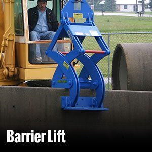 Barrier Lift