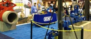 Kenco at ICUEE 2015