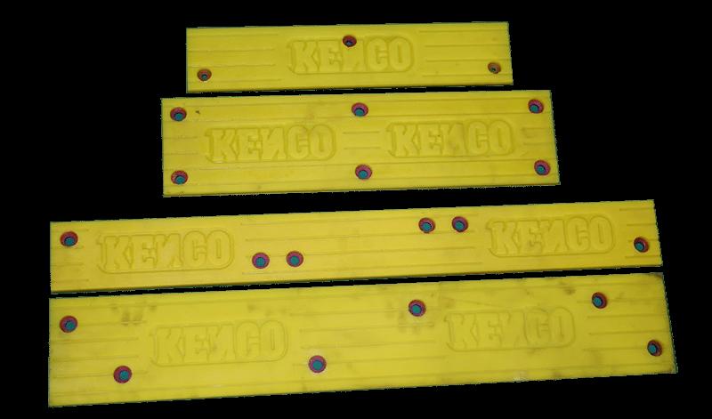 Kenco ELASTOMER PADS