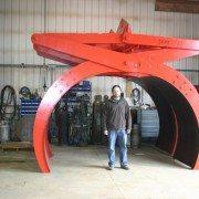Large Custom Pipe Lift
