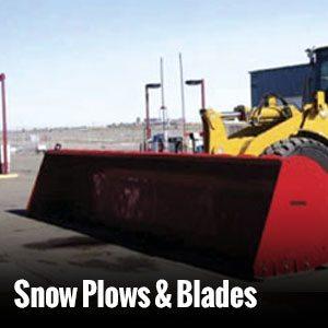 Snow Plow & Blades
