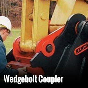 Wedgebolt Coupler