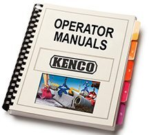 Kenco Product Manuals
