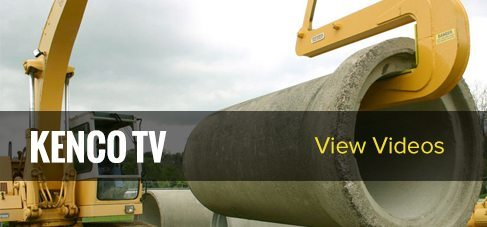 Safe Lifting Attachments & Excavator Attachments | Kenco