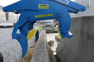 Kenco Barrier Lift Optional Alignment Legs