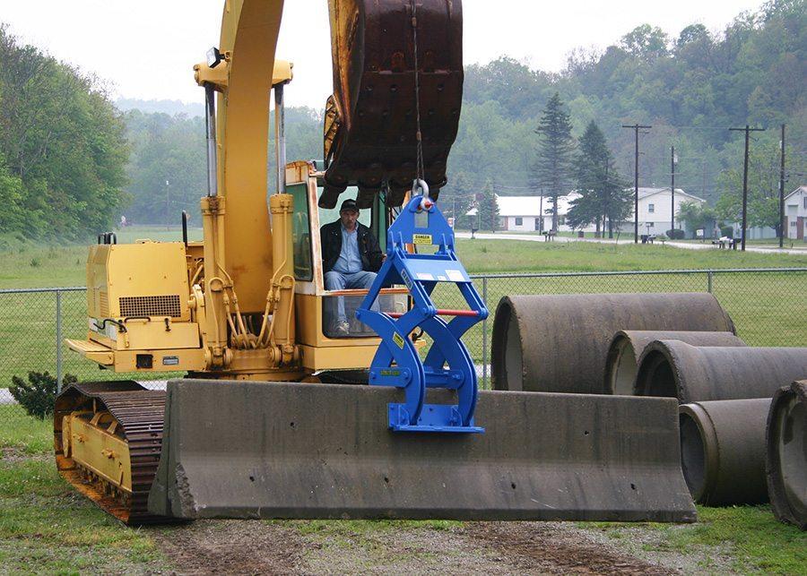 How To Lift Precast Concrete Kenco