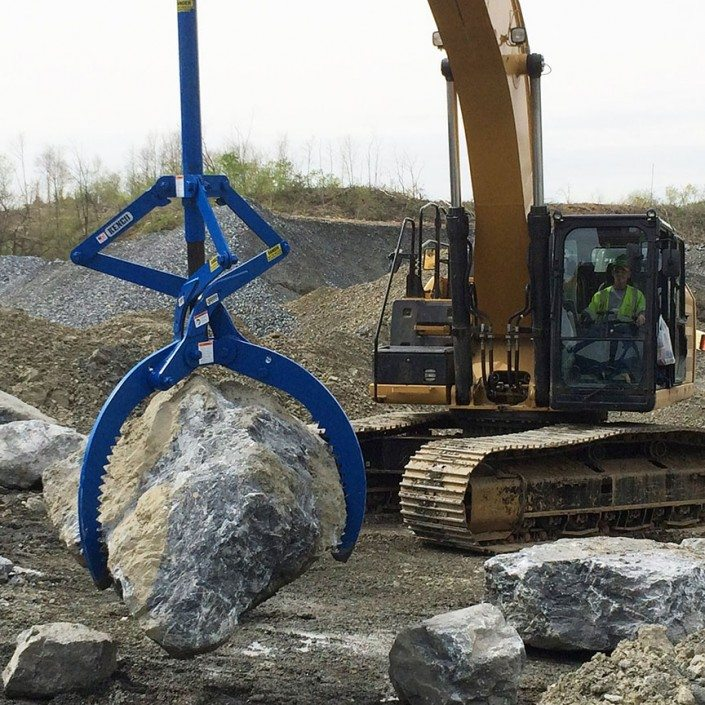 Moving Boulders with Ease Using the MG12000