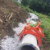 Merritt Construction using the Pipe Lift