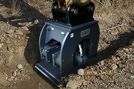 Plate Compactor   Hydraulic Vibrating Plate Compactor   Kenco