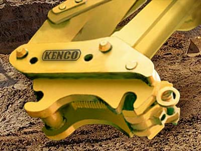 Kenco Quick Coupler