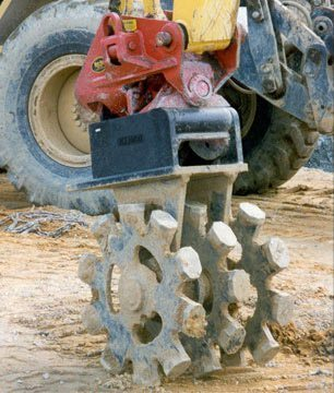 Rotary Compactor