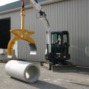 Kenco SL12000 Superlift with Pipe Tongs