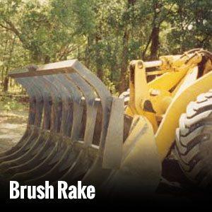 Brush Rake