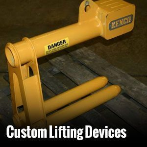 Custom Lifting Devices