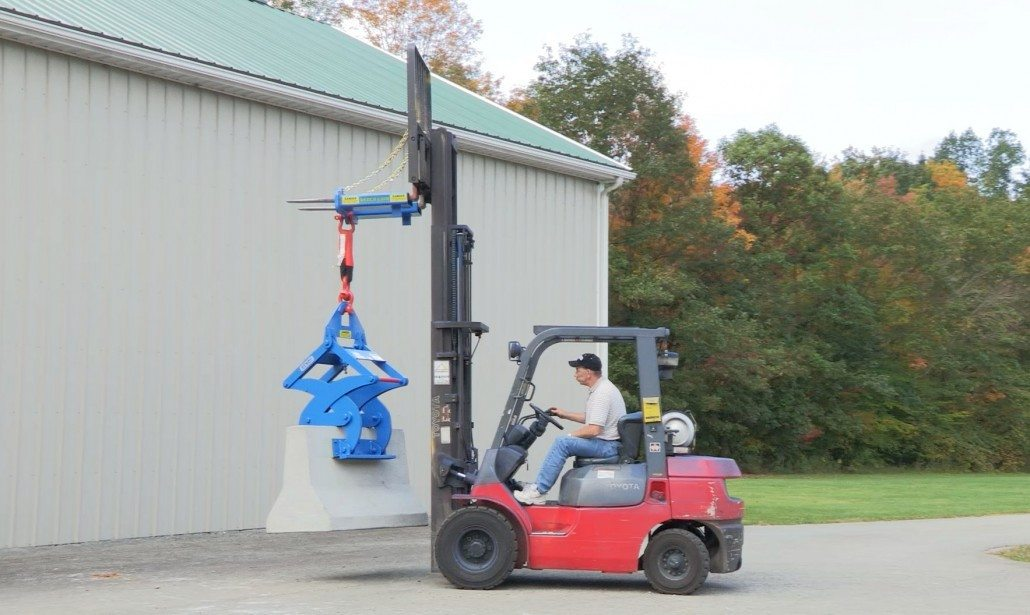 Forklift Adapter Forklift Attachments For Lifting Kenco