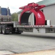 Kenco Pipe Lift Heading Out for Delivery