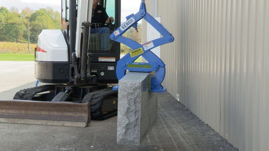 Monument Lifter Monument Lifting Clamp Kenco