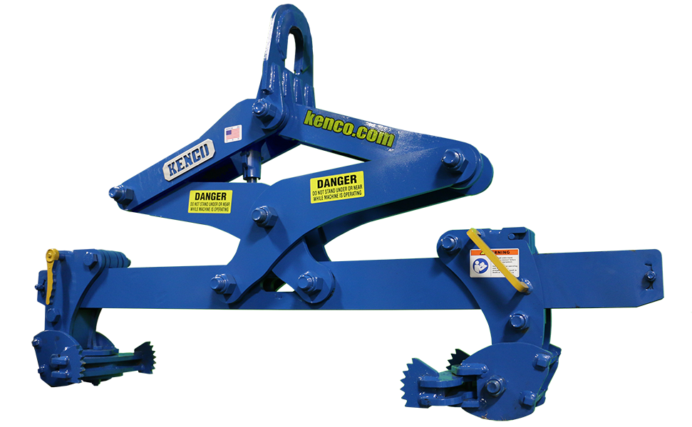 Kenco Multilift Concrete Lifter Lifting Grabs