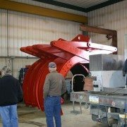 Largest Kenco Pipe Lift Ever Built