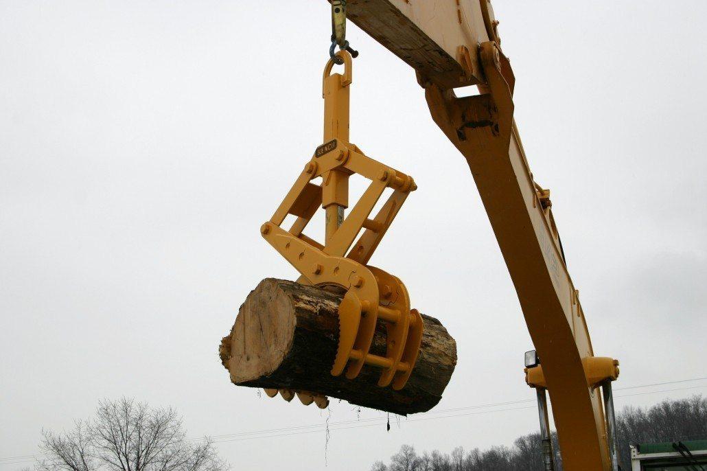 Superlift Moving Logs