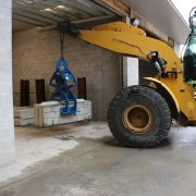 Ligonier Construction using the Bin Block Lifter