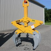 Full View of Kenco Superlift with Log Tines