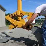 Kenco Superlift with Log Tines