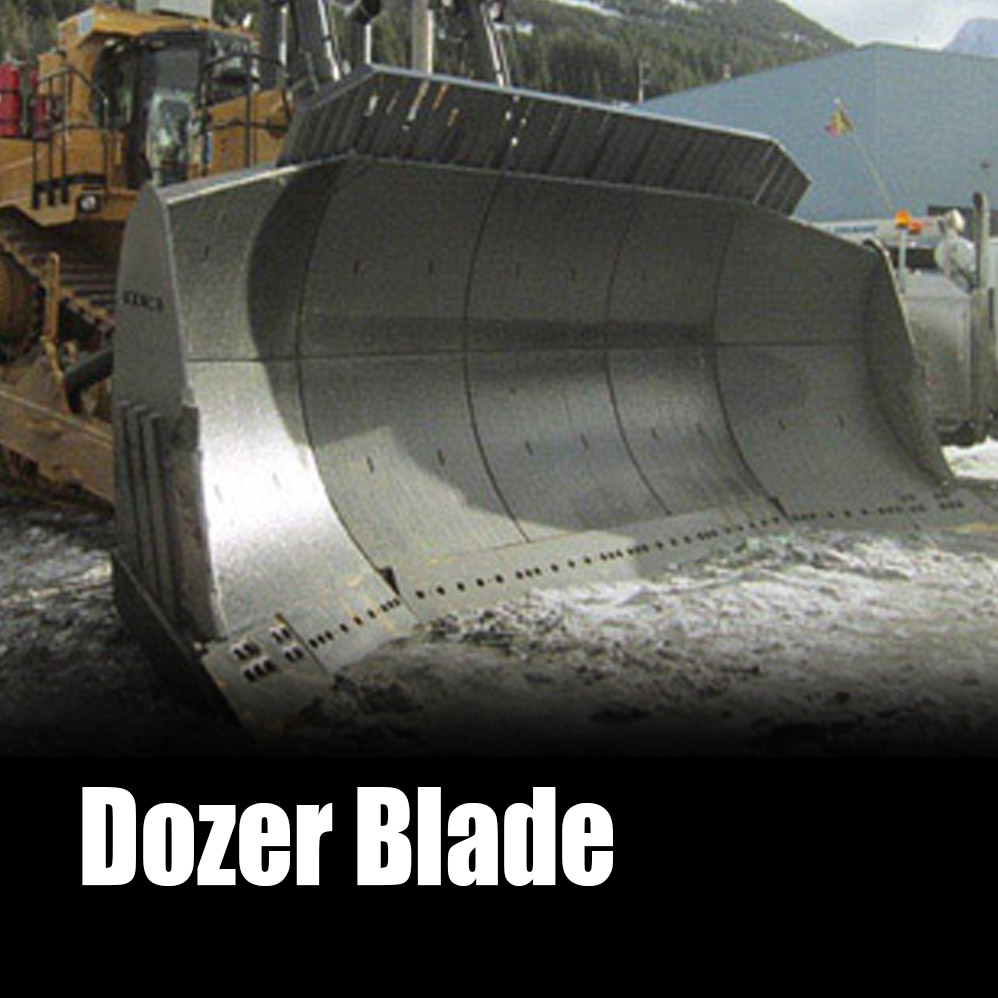 Kenco Dozer Blade Options