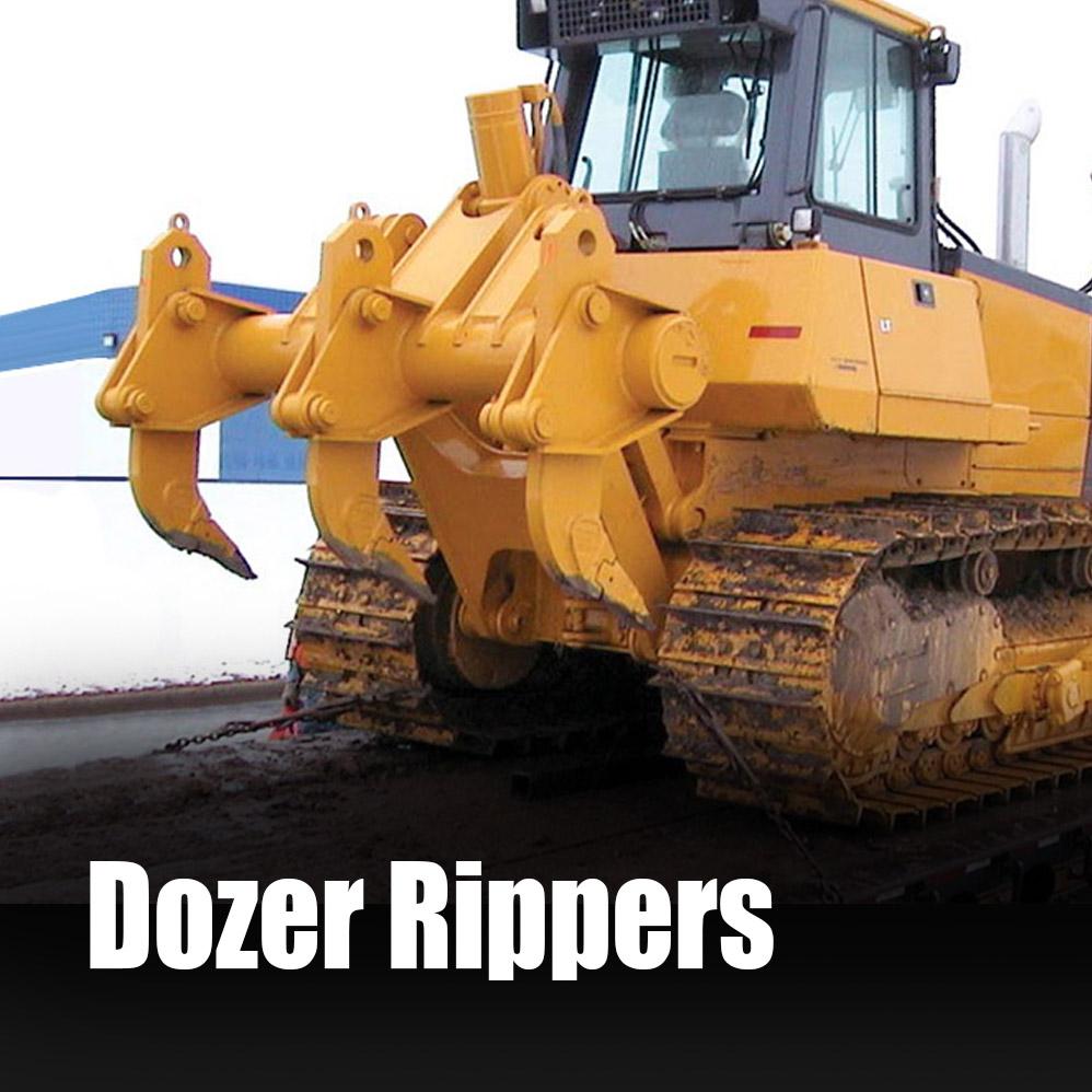 Kenco Dozer Ripper Options