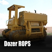 Kenco Dozer ROPS Options