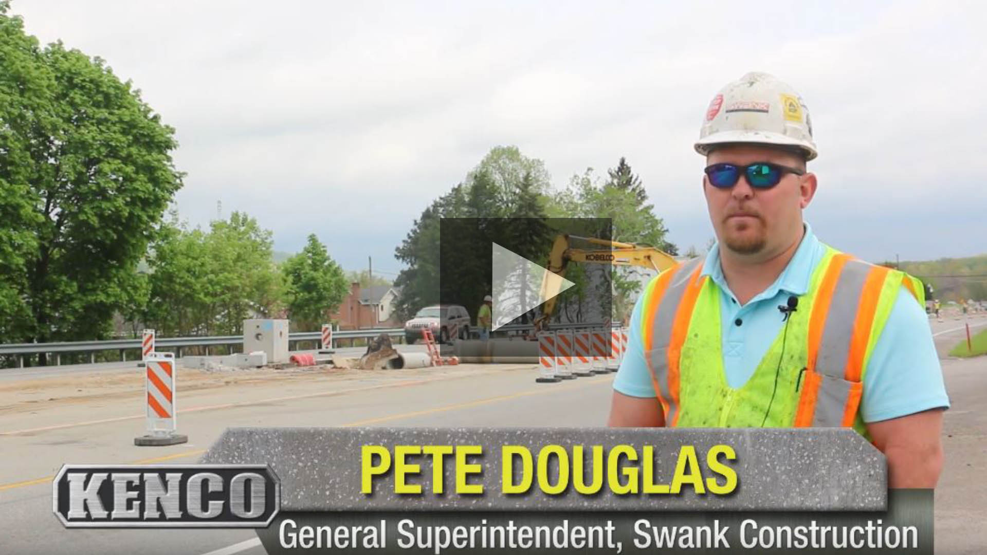 Swank Construction Kenco Testimonial