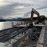 Bridge Deck Removal