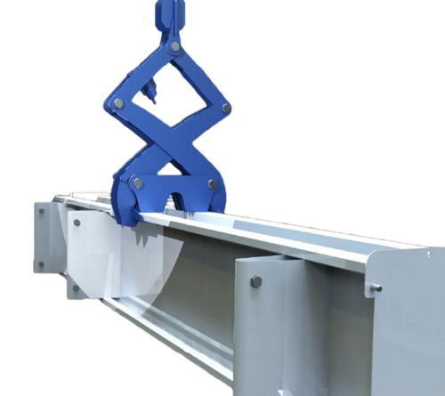 Custom Metal Curb Lift