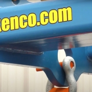 Kenco Closeup of Forklift Adapter