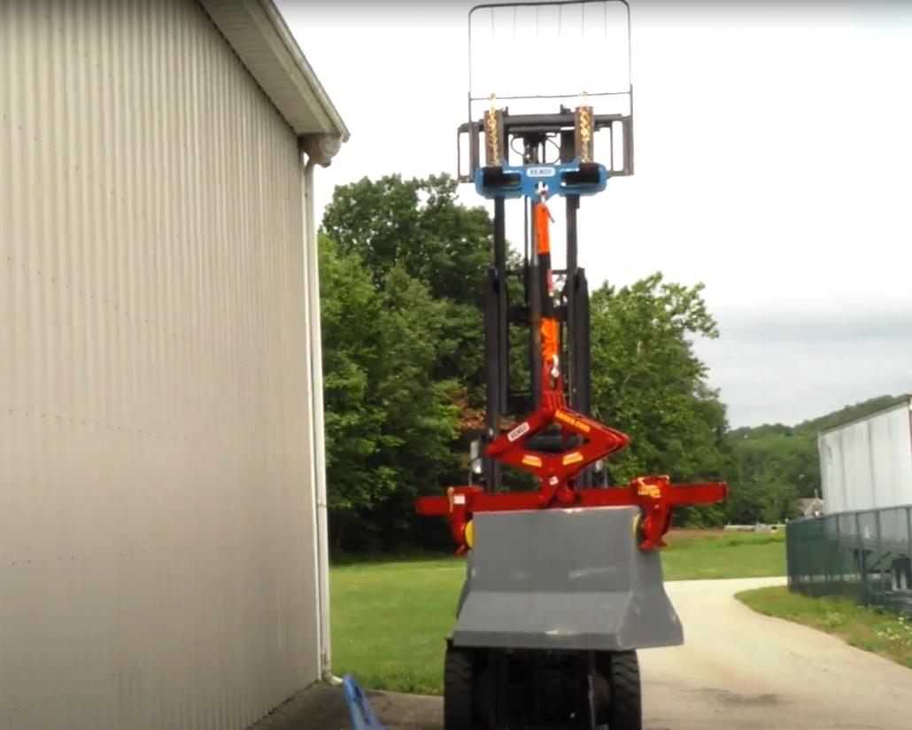 Forklift Rigging