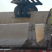KL12000 Barrier Lift Moving Wall off Truck Bed