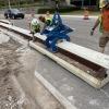 Florida FL DOT Wall Curbing